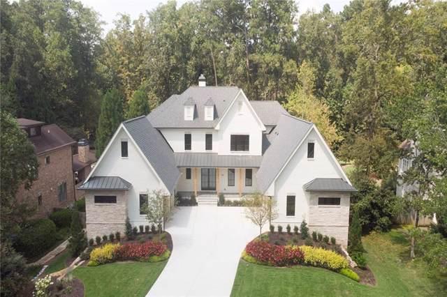 100A Lake Forrest Lane NE, Atlanta, GA 30342 (MLS #6615098) :: RE/MAX Paramount Properties