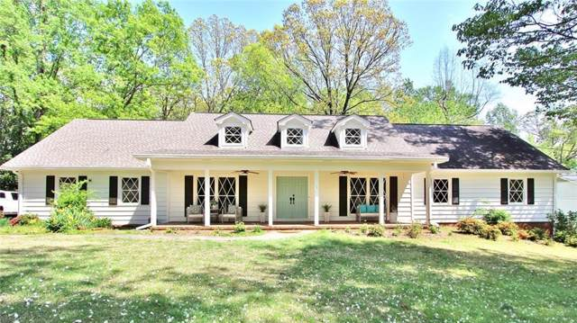 7565 Chaparral Drive, Dunwoody, GA 30350 (MLS #6615103) :: Dillard and Company Realty Group