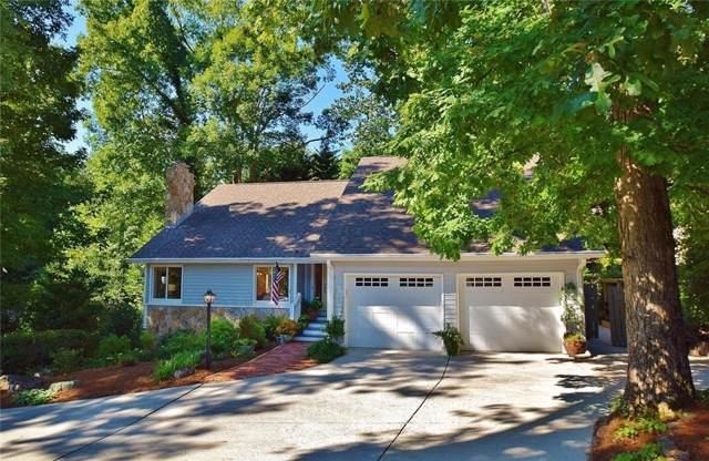 905 Glenwood Drive, Gainesville, GA 30501 (MLS #6615104) :: The Heyl Group at Keller Williams