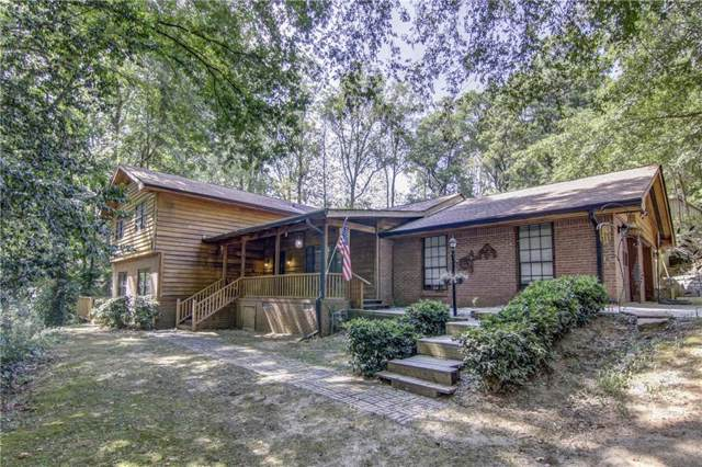 1799 Wiggins Circle Sw Circle, Conyers, GA 30094 (MLS #6615133) :: North Atlanta Home Team
