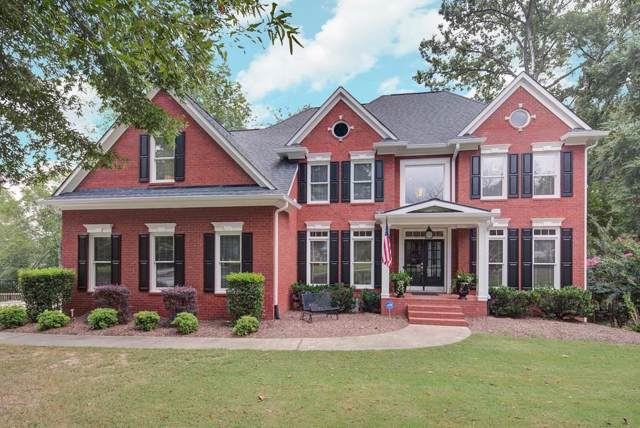 47 Lakecrest Circle, Suwanee, GA 30024 (MLS #6615166) :: The North Georgia Group