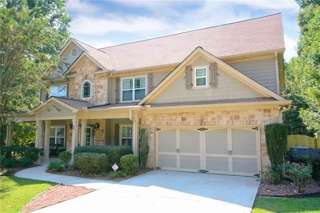 8340 Mossybrook Lane, Douglasville, GA 30135 (MLS #6615205) :: Path & Post Real Estate