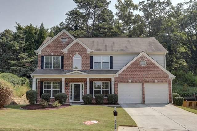 5911 Buckner Creek Drive, Mableton, GA 30126 (MLS #6615235) :: North Atlanta Home Team