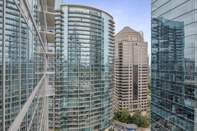 1065 Peachtree Street NE #2805, Atlanta, GA 30309 (MLS #6615237) :: The Zac Team @ RE/MAX Metro Atlanta
