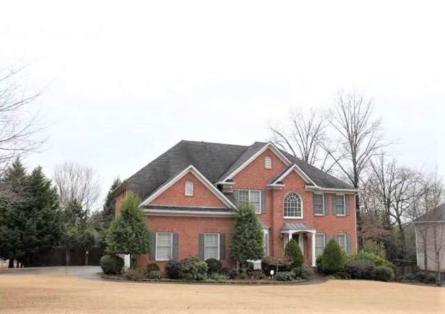 1986 Sugar Valley Lane, Lawrenceville, GA 30043 (MLS #6615249) :: North Atlanta Home Team