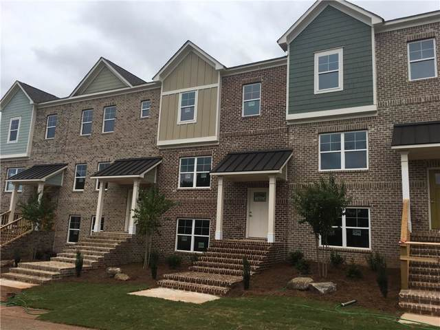196 Panther Point Lane #8, Lawrenceville, GA 30046 (MLS #6615252) :: The Heyl Group at Keller Williams