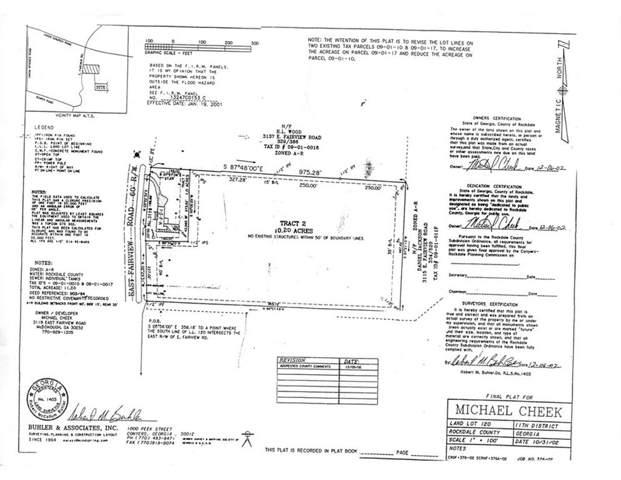 3117 East Fairview Road, Mcdonough, GA 30252 (MLS #6615294) :: The Heyl Group at Keller Williams
