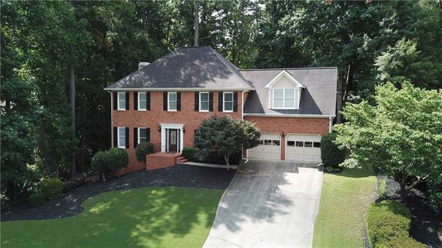 4704 NE Hallford Way NE, Marietta, GA 30066 (MLS #6615324) :: The North Georgia Group