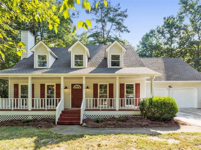 822 Pine Ridge Drive, Stone Mountain, GA 30087 (MLS #6615330) :: The Heyl Group at Keller Williams