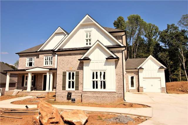 16470 Quayside Drive, Milton, GA 30004 (MLS #6615332) :: The Realty Queen Team