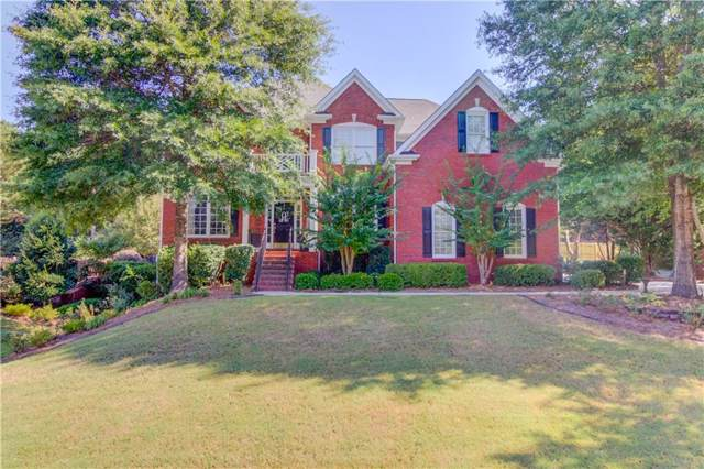 1701 Mulberry Lake Drive, Dacula, GA 30019 (MLS #6615348) :: North Atlanta Home Team