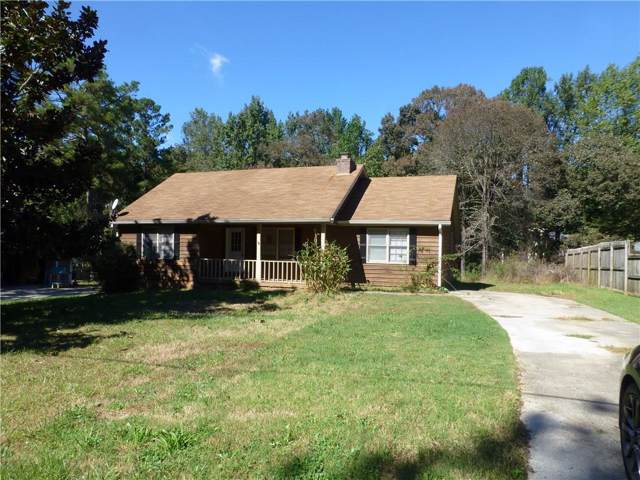 1455 Pine Shadows Drive, Dallas, GA 30157 (MLS #6615350) :: Kennesaw Life Real Estate