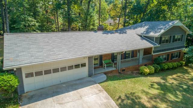 4509 Kingsgate Drive, Dunwoody, GA 30338 (MLS #6615354) :: Dillard and Company Realty Group