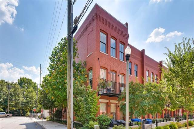 432 E Howard Avenue #15, Decatur, GA 30030 (MLS #6615355) :: The Heyl Group at Keller Williams