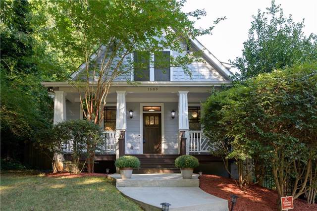 1589 Delano Drive, Decatur, GA 30032 (MLS #6615386) :: North Atlanta Home Team
