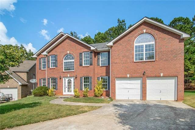 1025 Odelle Circle, Mcdonough, GA 30253 (MLS #6615499) :: North Atlanta Home Team