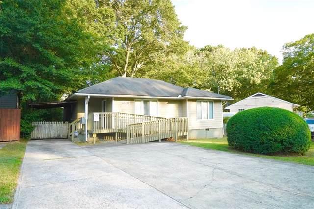 4607 Buford Drive, Chamblee, GA 30341 (MLS #6615510) :: North Atlanta Home Team
