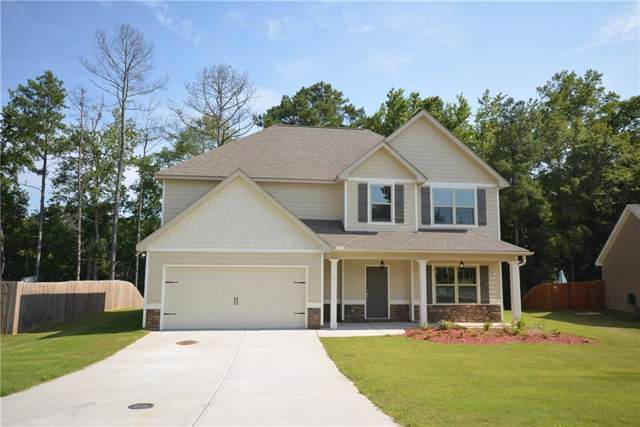 158 Lindsey Drive, Bremen, GA 30110 (MLS #6615523) :: North Atlanta Home Team