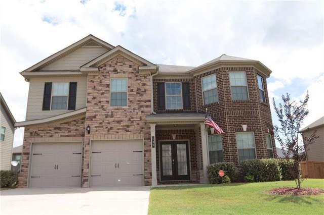 536 Dahlia Drive, Jonesboro, GA 30238 (MLS #6615534) :: North Atlanta Home Team