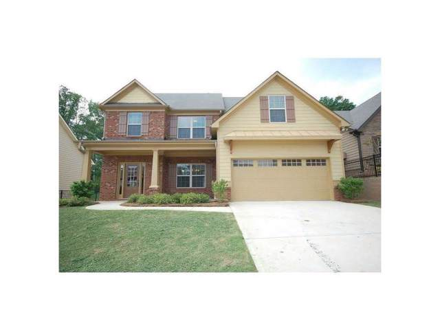 5730 Crest Hill Drive, Buford, GA 30518 (MLS #6615563) :: The Heyl Group at Keller Williams