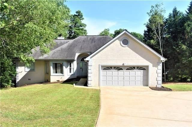 8895 Bay Drive, Gainesville, GA 30506 (MLS #6615594) :: RE/MAX Paramount Properties