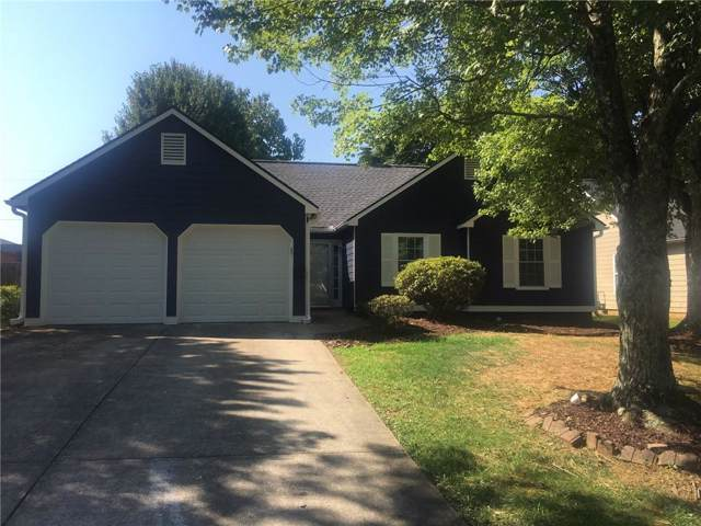 1619 Vinebrook Terrace NW, Kennesaw, GA 30144 (MLS #6615598) :: Kennesaw Life Real Estate