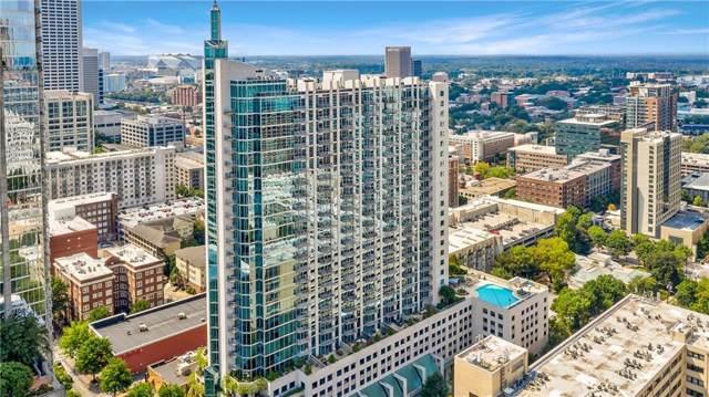 860 Peachtree Street NE #2808, Atlanta, GA 30308 (MLS #6615608) :: North Atlanta Home Team