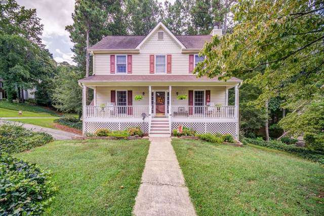 973 W Mill Bend NW, Kennesaw, GA 30152 (MLS #6615645) :: Kennesaw Life Real Estate