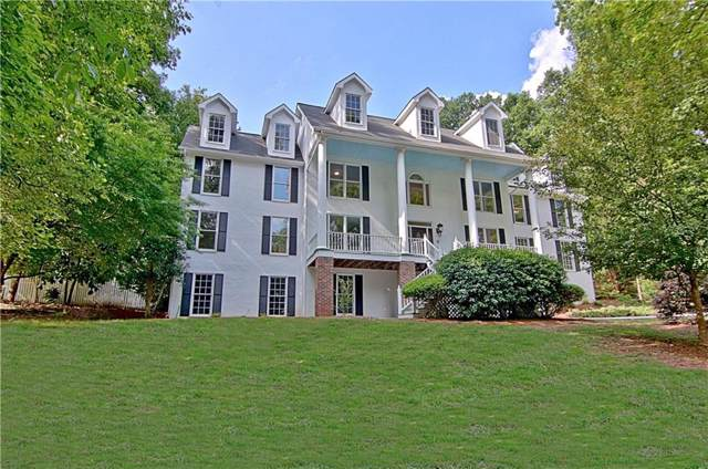 150 Misty Forest Drive, Fayetteville, GA 30215 (MLS #6615670) :: The North Georgia Group