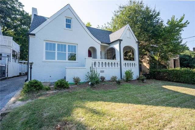 198 Joseph E Lowery Boulevard NW, Atlanta, GA 30314 (MLS #6615675) :: Charlie Ballard Real Estate