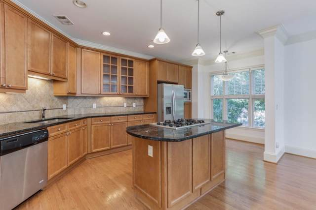 825 Highland Lane NE #1204, Atlanta, GA 30306 (MLS #6615685) :: The Hinsons - Mike Hinson & Harriet Hinson