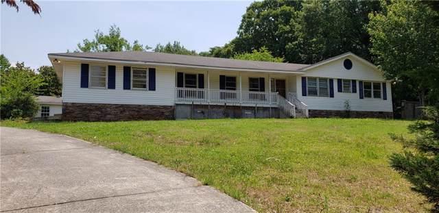 835 Euharlee Road SW, Euharlee, GA 30120 (MLS #6615719) :: North Atlanta Home Team