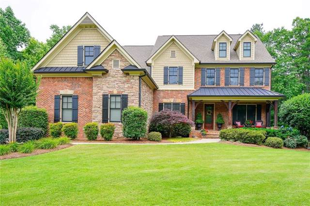 5816 NW Brookstone Circle NW, Acworth, GA 30101 (MLS #6615754) :: The Realty Queen Team
