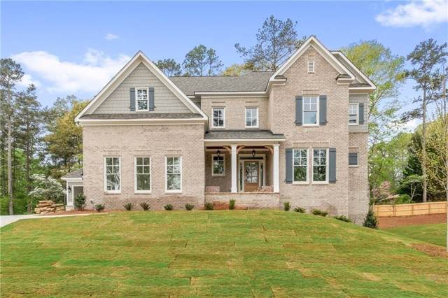 110 Silky Sullivan Way, Canton, GA 30115 (MLS #6615763) :: North Atlanta Home Team
