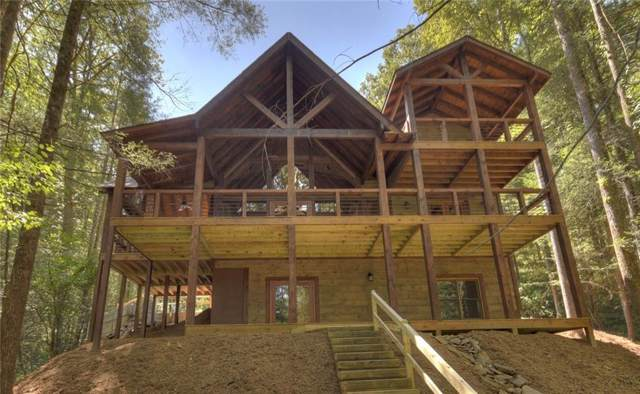 LT2 Fish Tale Cove, Ellijay, GA 30540 (MLS #6615787) :: Team RRP | Keller Knapp, Inc.