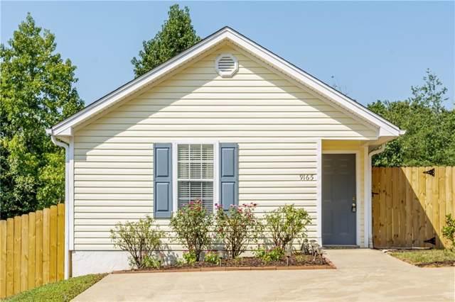 9165 Horseshoe Bend, Gainesville, GA 30506 (MLS #6615818) :: RE/MAX Paramount Properties