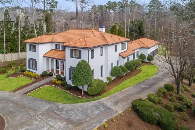 3637 Blakeford Club Drive, Marietta, GA 30062 (MLS #6615860) :: North Atlanta Home Team
