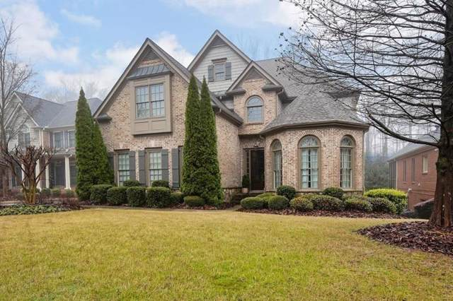 1180 Hailey Springs Court, Marietta, GA 30062 (MLS #6615878) :: The Heyl Group at Keller Williams