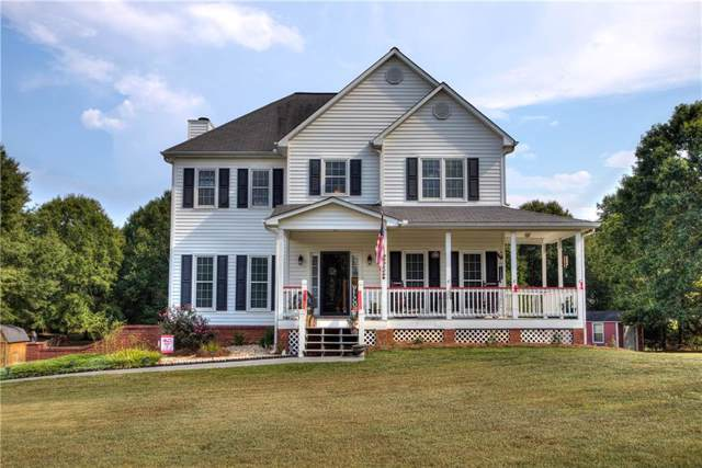 10 Boysenberry Court, White, GA 30184 (MLS #6615890) :: North Atlanta Home Team