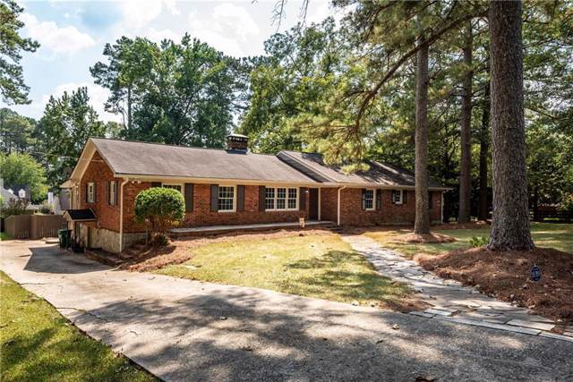3989 Grantland Drive, Tucker, GA 30084 (MLS #6615931) :: The Heyl Group at Keller Williams