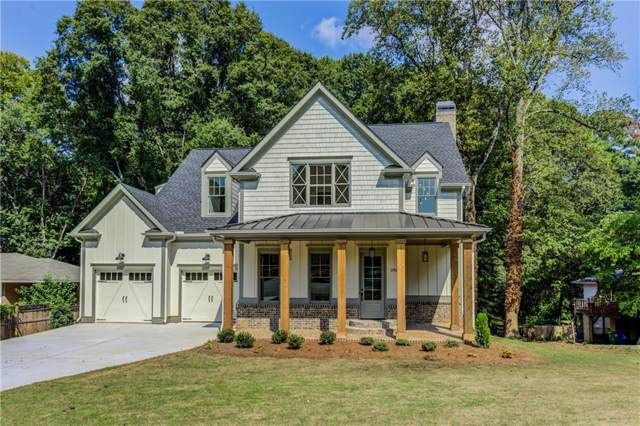 1756 Briarlake Circle, Decatur, GA 30033 (MLS #6615960) :: North Atlanta Home Team