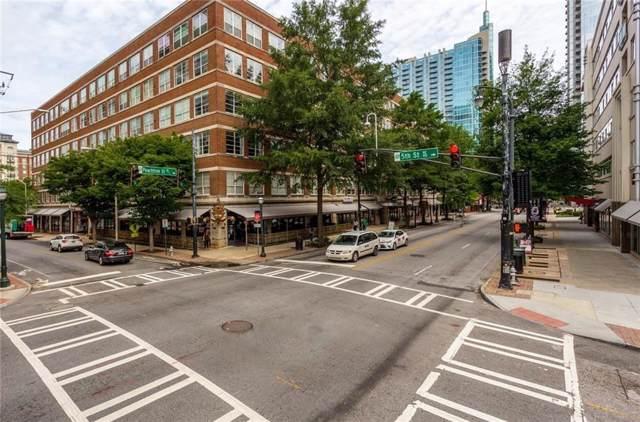 800 Peachtree Street NE #1428, Atlanta, GA 30308 (MLS #6615975) :: Path & Post Real Estate