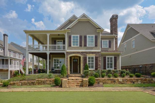 2503 Wyatt Way, Woodstock, GA 30188 (MLS #6615986) :: The Heyl Group at Keller Williams