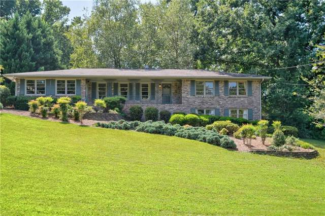 6914 Lockridge Drive, Peachtree Corners, GA 30360 (MLS #6616025) :: North Atlanta Home Team