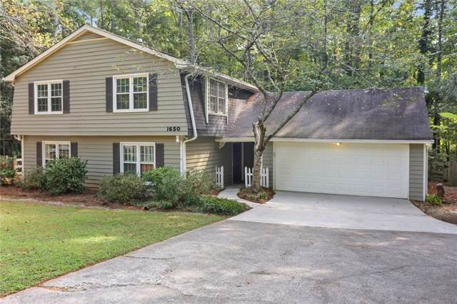 1650 Canton Hills Circle, Marietta, GA 30062 (MLS #6616026) :: The Heyl Group at Keller Williams