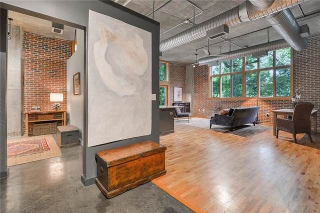 640 Glen Iris Drive NE #306, Atlanta, GA 30308 (MLS #6616037) :: The Heyl Group at Keller Williams