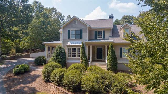 7815 Pooles Mill Road, Ball Ground, GA 30107 (MLS #6616058) :: Rock River Realty