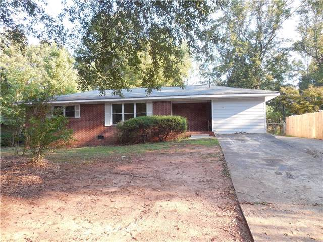 1332 Wisteria Drive SW, Mableton, GA 30126 (MLS #6616090) :: The Heyl Group at Keller Williams
