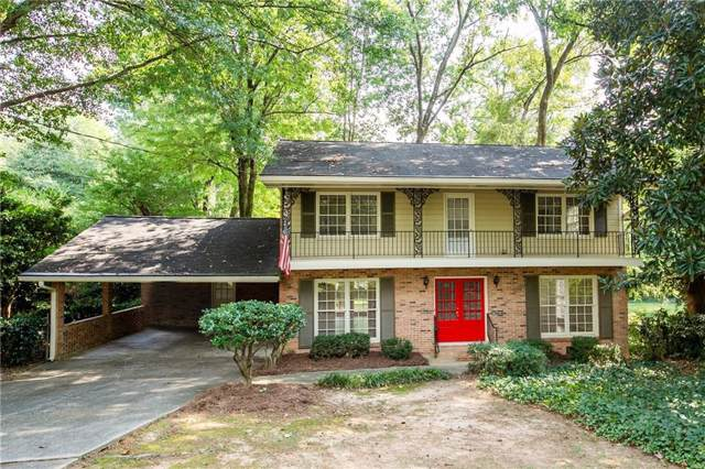 3817 Leander Court, Tucker, GA 30084 (MLS #6616107) :: North Atlanta Home Team