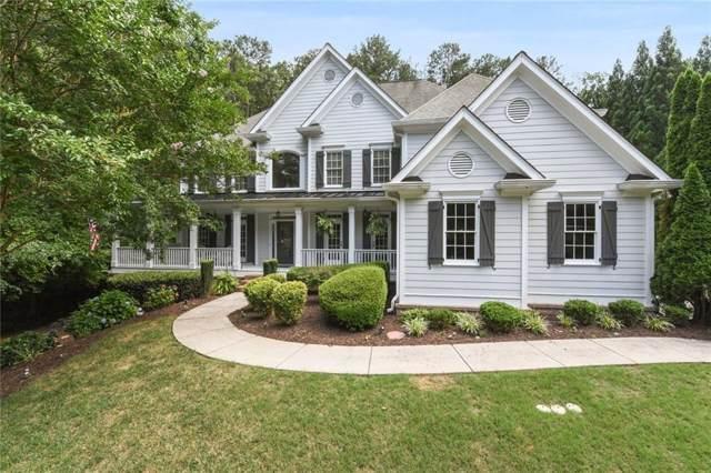 135 Oakhurst Leaf Drive, Milton, GA 30004 (MLS #6616192) :: The Heyl Group at Keller Williams